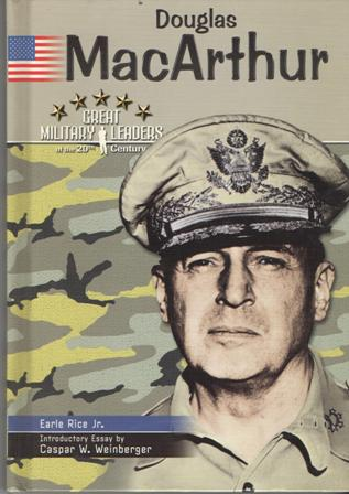 a great military leader douglas macarthur With a mystique forged through an unparalled military career, general douglas macarthur showed the true qualities of a great american graduating from the us military academy with an academic record surpassed only by robert e lee, douglas macarthur began his journey towards greatness.